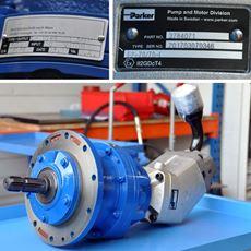 Bild von Pumpen-Getriebe-Einheit 2x68cm3/ i=3.08