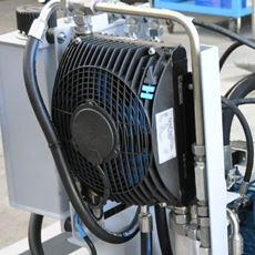 Bild von Oel-Luftkühler ASA TT 06 12V HP