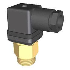 """Bild von Thermostat G1/2"""" 47° mit Gerätestecker"""