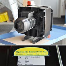 Bild von Öl Luft-Kühler ASA TT 07RA 230/400 V AC