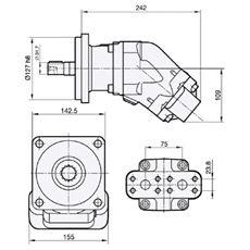 Bild von Motor SCM-064W-N-SC4-C32-S2U-100