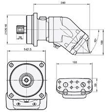 Bild von Motor SCM-064W-V-I43-W35-V2M-100