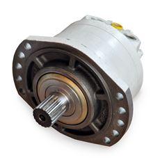 Bild von Radialkolbenmotor MCR3 A255 W40Z 30A0M
