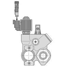 Bild von Bypass-Ventil BPV-F1-081-101 24 V