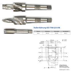 Bild von Miete Stufenwerkzeug ISO 7789-22-0-98