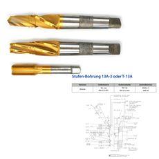 Bild von Miete Stufenwerkzeug T-13A oder 13A-2