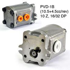 Bild von Bagger-Hilfspumpe PVD-1B, 10.5+4.5 cm3/U