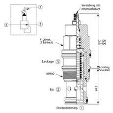 Bild von Druckreduzierventil PB-19A-30-B-L