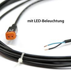 Bild von X Mobilhydraulik Ventilst. DT06 mit LED